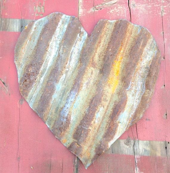 Small tin Hearts