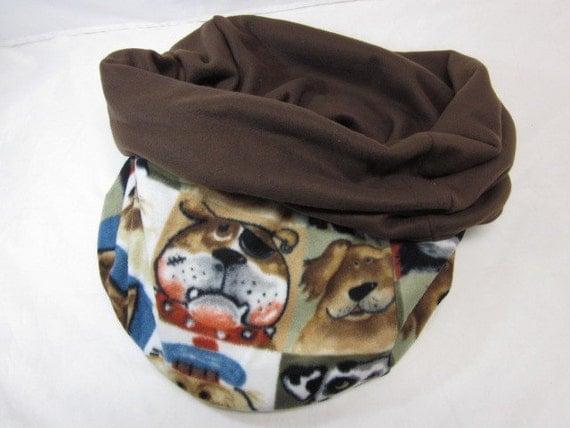 pet sleeping bag combination fleece bed by heavenlypet