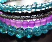 Ursula the Sea Witch - Disney Bracelet Set - Expandable Bangle
