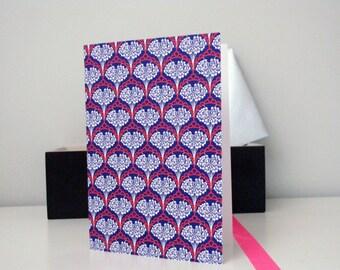 Cartes de Vœux imprimé Déco