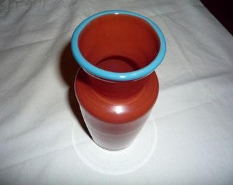 Unique Hand Blown Vase