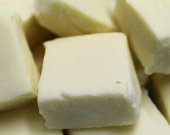 Homemade Lemon Fudge, Meyer's Lemon Fudge, Sweet and Tangy Desserts, Fudge by the Pound
