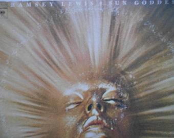 Ramsey Lewis - Sun Goddess - vinyl record