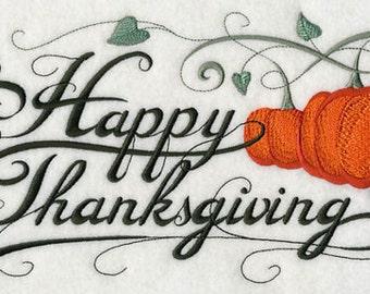 Happy Thanksgiving Place Mats (set 4)