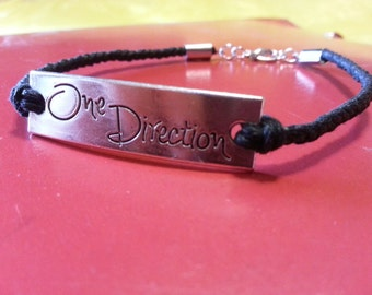 One Direction Braided Bracelet