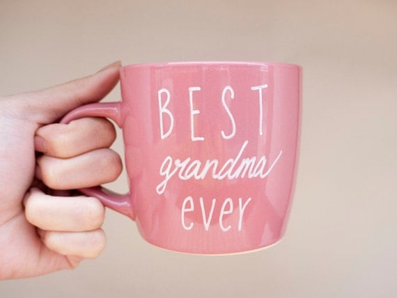 Best grandma ever mug best grandma ever coffee mug coffee mug