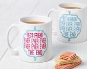 Best Ever Personalised Mug