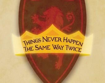 Chronicles of Narnia Print