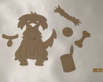 doggie die cut set