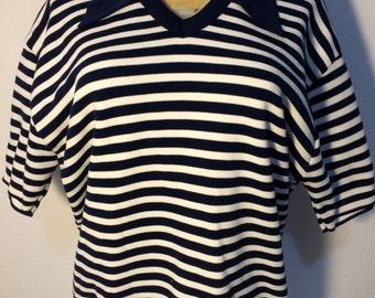 FREE  SHIPPING  Vintage men Mac Taggart Ban Lon Shirt