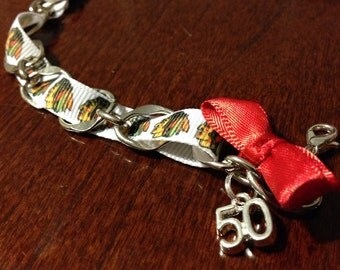 Chicago Blackhawks Pick-Your-Player Bracelet