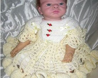 Creme Brulee - Crochet Pattern