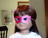 """Mask for American Girl Doll or any 18"""" doll"""
