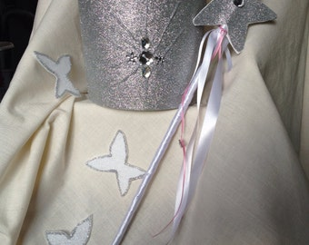 glinda the good witch crown template - glinda wand crown for children