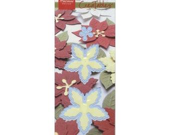 Marianne Designs Creatables Die ~ Poinsettia, LR0121 ~