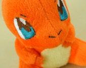 "Charmander Mini Plush Doll Pokemon / Pocket Monster 8CM / 3.5"" Cute"