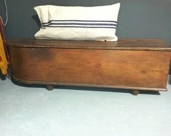 Pennsylvania Dutch Hallway Bench PRICE REDUCED!!!