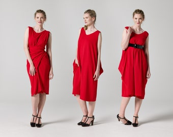 The Wrap Dress Sewing Pattern