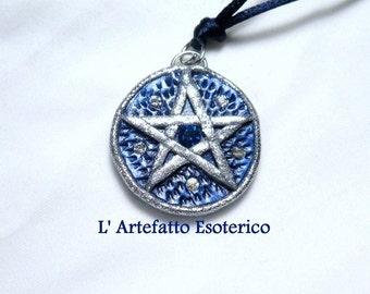 pendant Pentacle, Pentagram