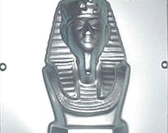 King Tut Egyptian Chocolate Candy Mold