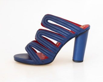 Nawi high heeled sandal