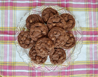 Ultimate Chocolate Peanut Butter Cookies