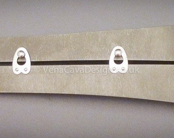 30cm Steel Spoon Busks for Corsetry. European made.
