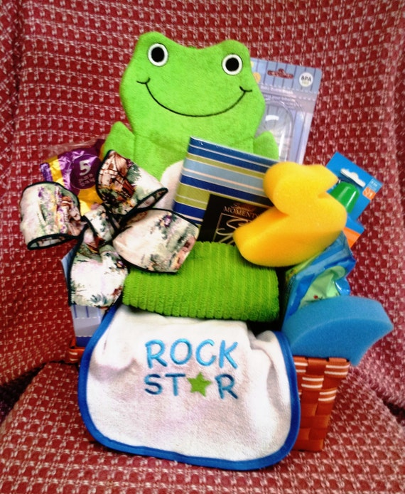 New Baby Boy Gift Baskets Free Shipping : Baby boy gift basket free shipping perfect party for