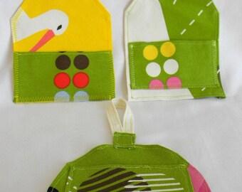 Set of 3 Handmade Gift Card Holders