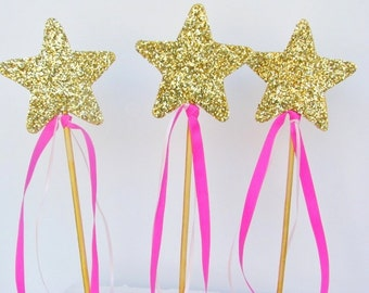 Gold Star Wands