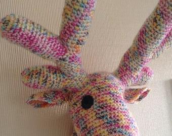 Crochet deer head pattern - SILive.com