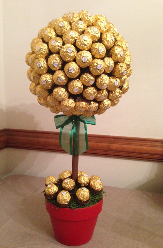Make Chocolate Christmas Tree