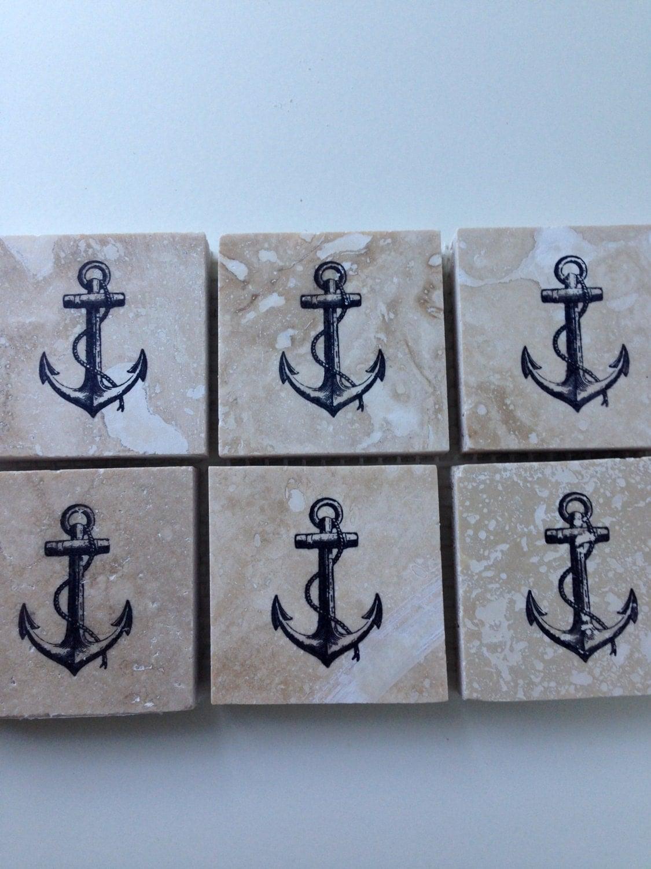 Nautical Kitchen Tiles