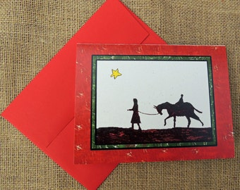 Christmas Card - 4 Pack