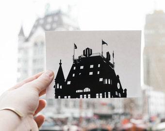 Postcard, Het Witte Huis (PR006)