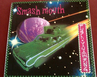 Smash Mouth Stickers Decals