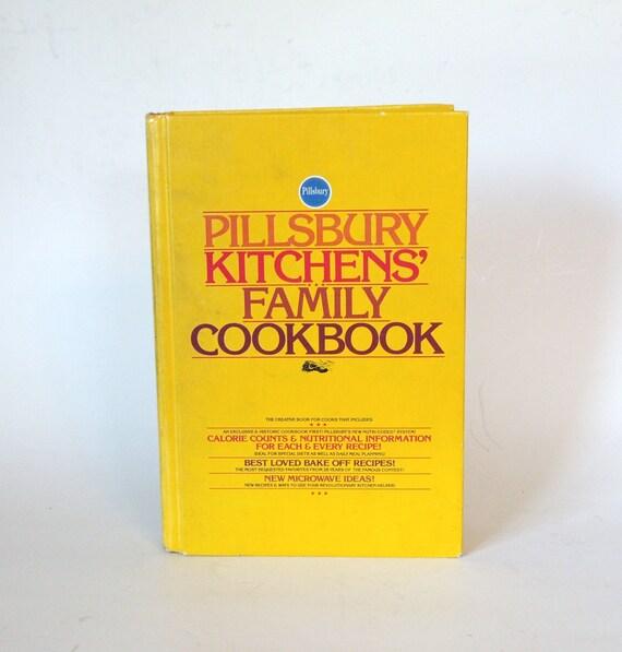 Pillsbury Kitchen S Family Cookbook Recipes