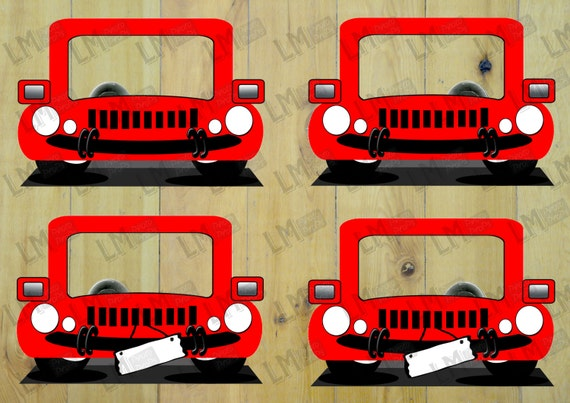 105d8540e775d Birthday Hot Wheels car photo booth cutout frame prop Marco