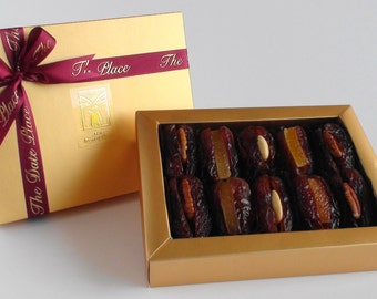 Gourmet Filled Dates Vegan and Gluten-Free 10 piece assortment
