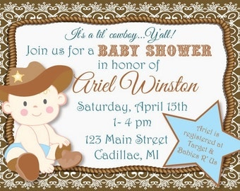 Burlap Baby Shower Invitations is great invitation layout