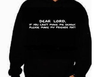 Cartoon hand guns funny :Hooded Sweatshirts hoodie screen