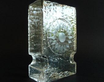 RARE vase - Pavel HLAVA and Jan GABRHEL - Czech Art Glass