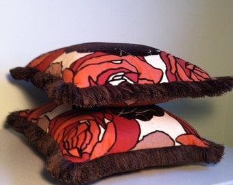 2 Decorative Pillow Covers/SALE