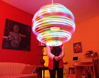 LED Lyra! Aerial Hoop/Ring/Cerceau