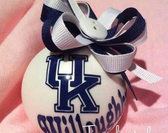 Ky wildcat ornament