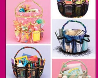 OUT of PRINT Simplicity Pattern 4232  Bucket Covers