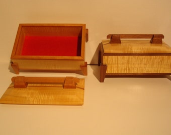 Jewelry Box // Gift for her // Gift for Grandma // Gift for wife // Gift for little girl // Gift for teeage girl // gift