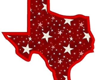 BUY 2, GET 1 FREE Applique Texas Machine Embroidery Design