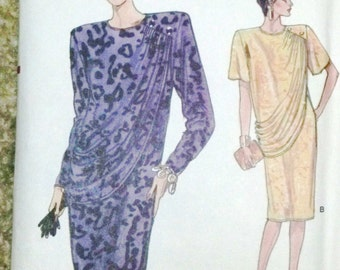 Very Easy Very Vogue Dress  9743 Misses Dress Pattern  Sizes 20 through 24