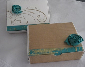 Cake Favor Boxes for Weddings and Special Events